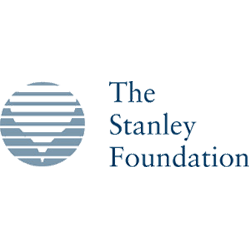 Logo of The Stanley Foundation
